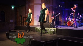 Irish Dance Women Dresden