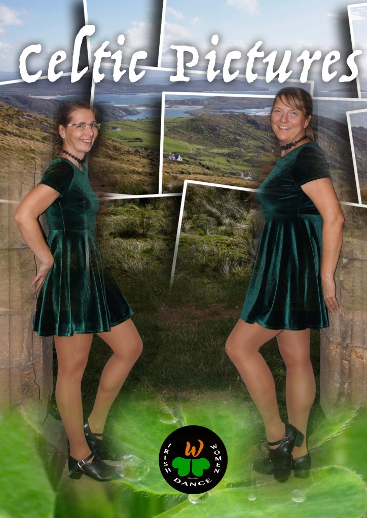 """""""Celtic Pictures"""" - Irish Dance Women Dresden"""